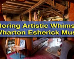 Exploring Artistic Whimsy at the Wharton Esherick Museum in Malvern