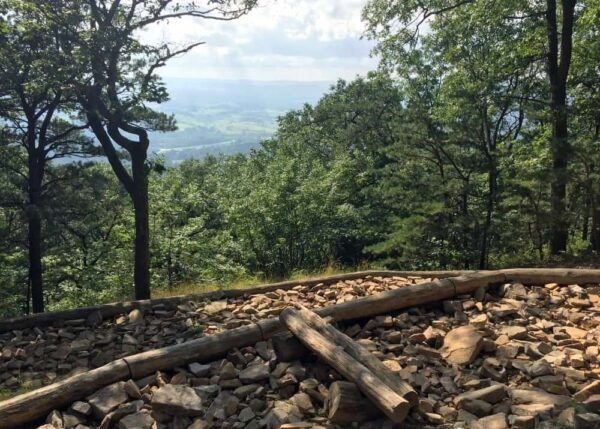 Mike Lynch Overlook on Mount Nittany
