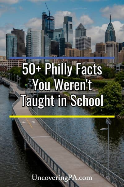 Facts about Philadelphia, Pennsylvania