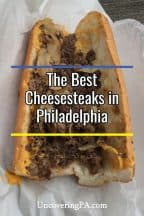 Cheesesteaks in Philly