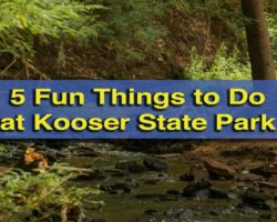 5 Fun Things to Do in Kooser State Park