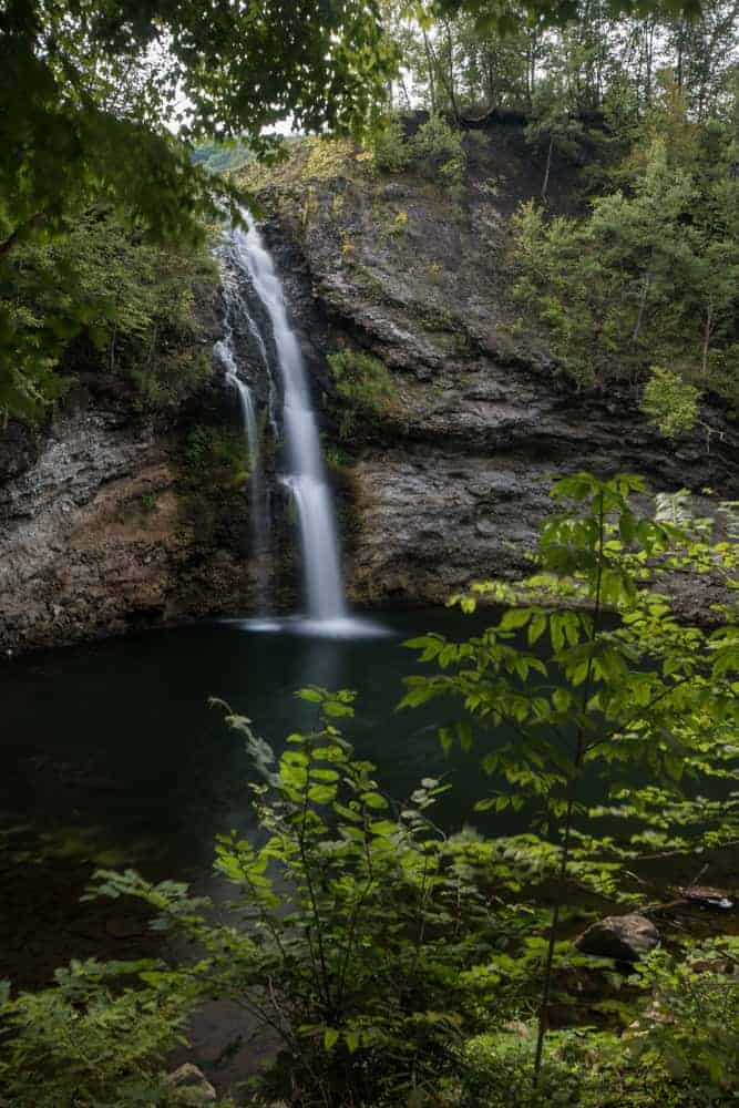 Pennsylvania Waterfalls: How to Get to Hinkston Run Falls Near