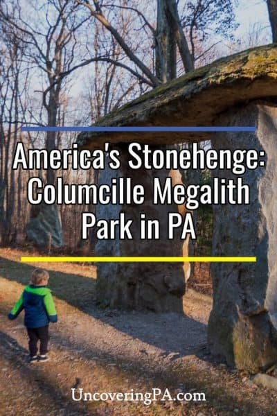 America's Stonehenge: Columcille Megalith Park in Pennsylvania