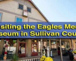 Exploring the History of a Former Resort Town at the Eagles Mere Museum