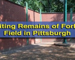 Uncovering the Remnants of Forbes Field in Pittsburgh