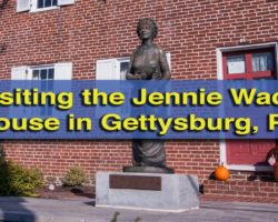 Exploring Tragic History at the Jennie Wade House in Gettysburg