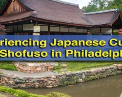 Experiencing Asian Culture at Shofuso Japanese House and Garden in Philadelphia