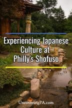 Visiting Shofuso Japanese House and Garden in Philadelphia, Pennsylvania