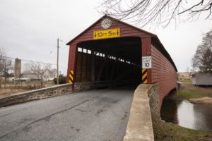 Visiting the Historic Covered Bridges of Berks County, Pennsylvania