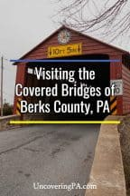 Covered bridges in Berks County, Pennsylvania