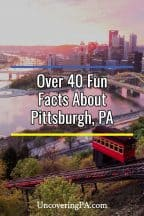 Facts about Pittsburgh, Pennsylvania