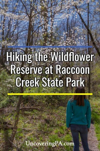 Hiking the Wildlife Reserve in Raccoon Creek State Park