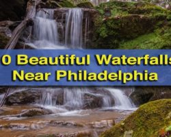 10 Beautiful Waterfalls Near Philadelphia