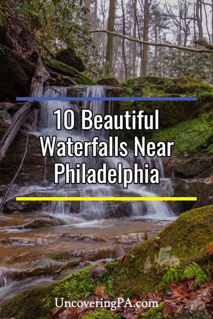 10 Beautiful Waterfalls Near Philadelphia - UncoveringPA