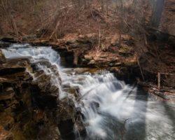 Pennsylvania Waterfalls: How to Get to Jarrett Falls Near McConnellsburg