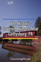 Covered Bridges near Gettysburg PA