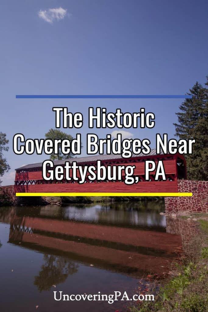 Covered Bridges near Gettysburg PA