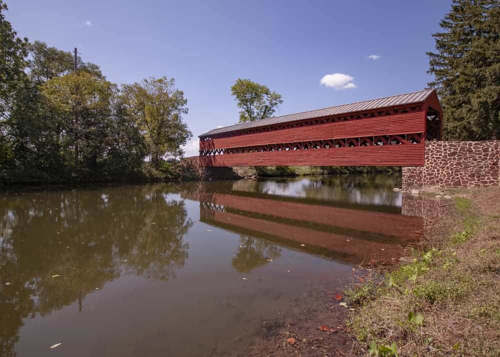 Covered Bridges near Gettysburg, PA