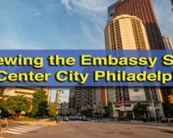 Stay in the Center of It All: A Review of the Embassy Suites in Philadelphia's Center City