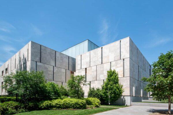 The Barnes Museum in Center City Philadelphia