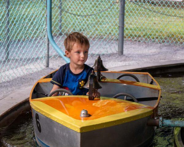 Knoebels rides for kids