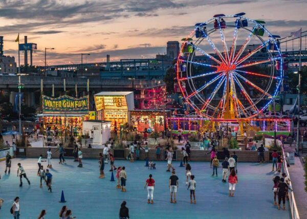 SummerFest is a great family-friendly activity in Philadelphia, Pennsylvania