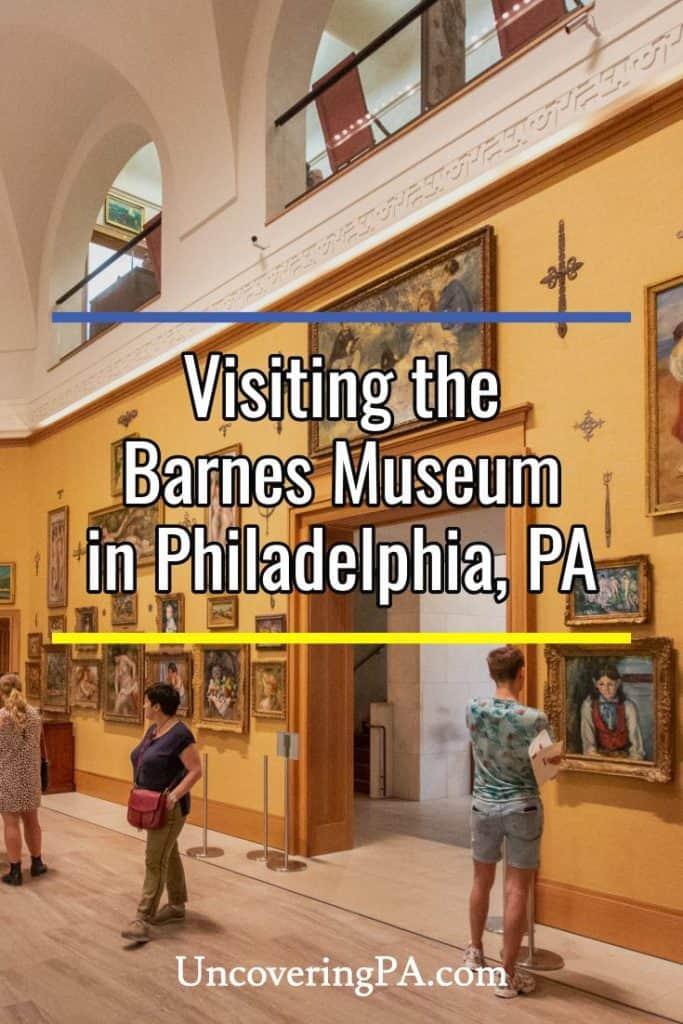 Review of the Barnes Museum in Philadelphia: One of the ...