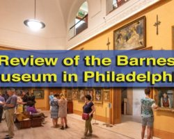 Review of the Barnes Museum in Philadelphia: One of the Best Art Museums in the World