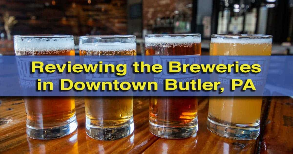 Breweries in Butler, PA