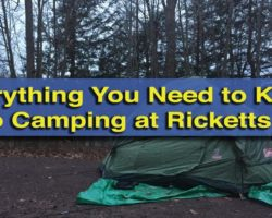 Camping at Ricketts Glen State Park – Everything You Need To Know Before You Go