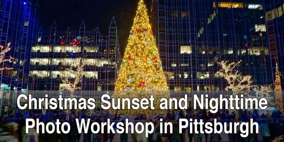 Photo Workshop in Pittsburgh