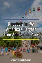 Knoebels Amusement Park in Pennsylvania
