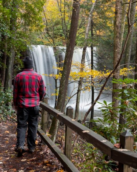 What to do when camping in Ohiopyle State Park