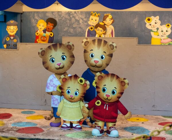 Inside Daniel Tiger's Neighborhood at Idlewild
