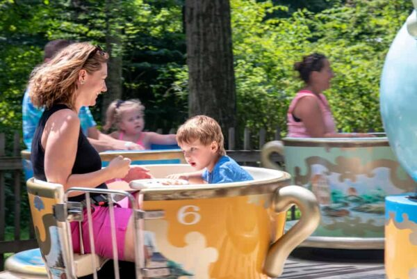 Family fun at Idlewild and SoakZone in Ligonier, Pennsylvania