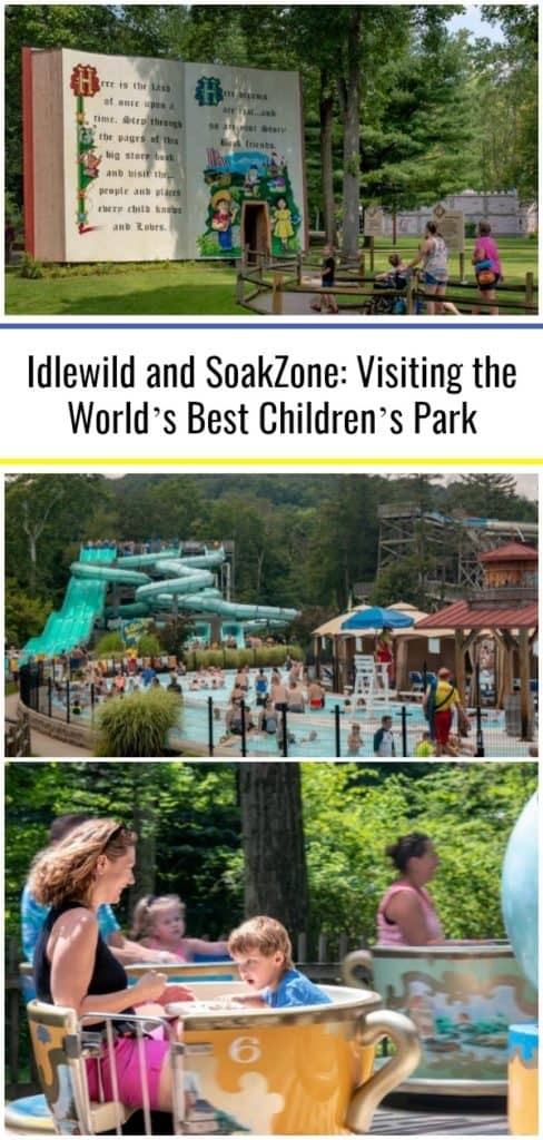 Idlewild: Is It Really the World's Best Children's Park? on six flags over georgia park map 2013, kennywood park map 2013, holiday world park map 2013,
