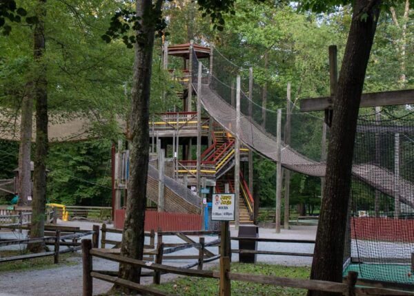 Jumpin' Jungle at Idlewild in the Laurel Highlands of Pennsylvania