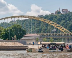 Quacking My Way Through Pittsburgh on a Just Ducky Tour