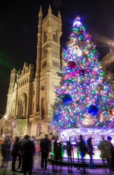 Philadelphia Christmas Photography Workshop