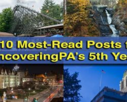 UncoveringPA Turns 5: The Most Read Posts of Our 5th Year!