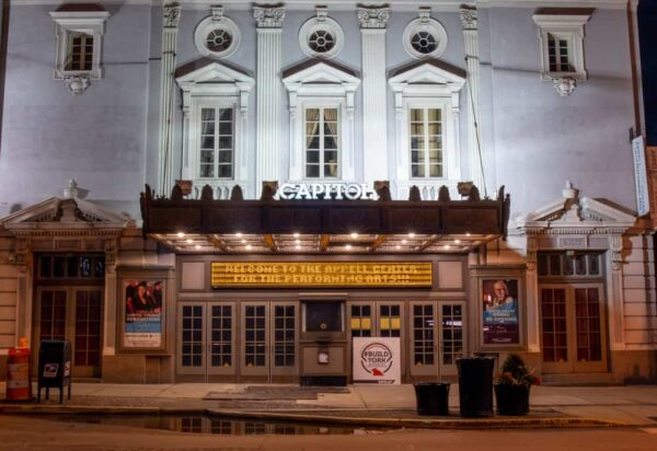 Capitol Theater in York, PA