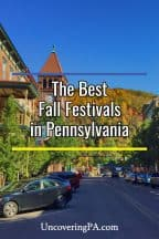 The Best Fall Festivals in Pennsylvania