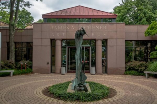 The Michener Museum is a great thing for art lovers to do in Bucks County.