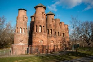 Visiting the Historic and Abandoned Coplay Cement Kilns
