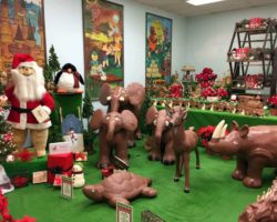Visiting Daffin's Chocolate Kingdom in Sharon, PA