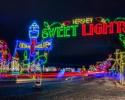 Hershey Sweet Lights: Driving Through a Christmas Wonderland