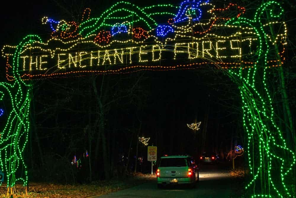 Hershey Christmas Lights 2019 Hershey Sweet Lights: Driving Through a Christmas Wonderland