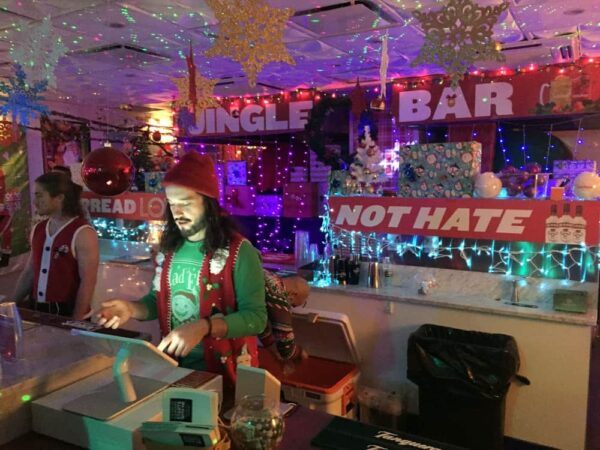 Holiday Pop-Up Bars in Pittsburgh, PA