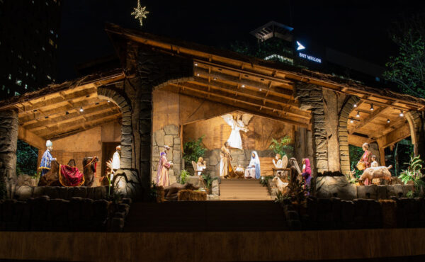 Pittsburgh Crèche is a must see Christmas attraction during Pittsburgh's Light Up Night