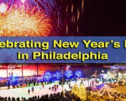 How to Ring in 2019 at Philadelphia's New Year's Eve Celebrations